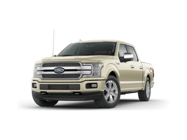 New 2018 Ford F-150 Platinum Truck For Sale Meridian MS